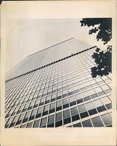 - 1962 Venetian Equitable Life Assurance Building NYC Bridgeport Brass Photo