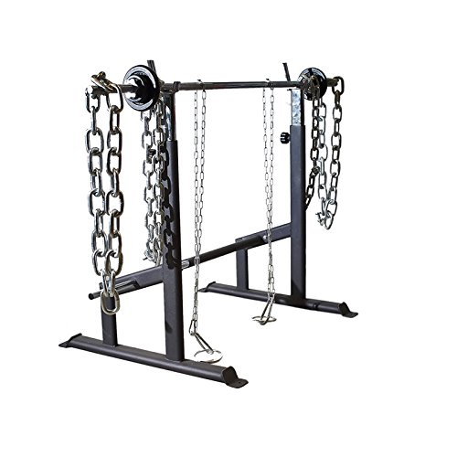 CARDIOfitness Trainingsketten-Set , 3 Kettenpaare Powerketten 150cm, Power Chains