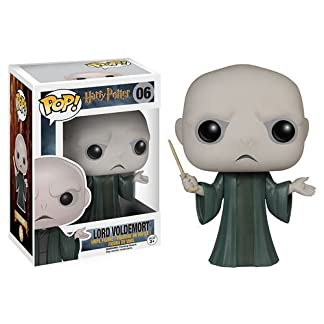 Figurine pop Harry Potter - Voldemort Pop! Vinyl Figure 06