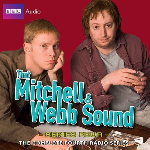 That Mitchell and Webb Sound: Radio Series (Ax Series Radios)