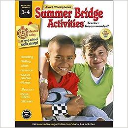 summer bridge activities 4 5 answer key