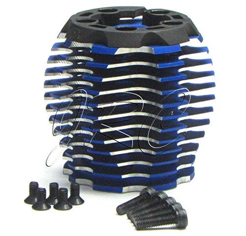 TRAXXAS TRX 3.3 COOLING HEAD REVO T-MAXX TRAXXAS JATO 4-TEC SLASH GLOW PLUG (Traxxas Cooling Head)