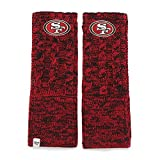 NFL '47 Brand Prima Arm Warmers (San Francisco 49rs)