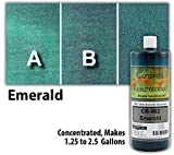 Concrete Stain Concentrate Just Add Water, User & Eco-Friendly Semi-Transparent Professional Grade Cement