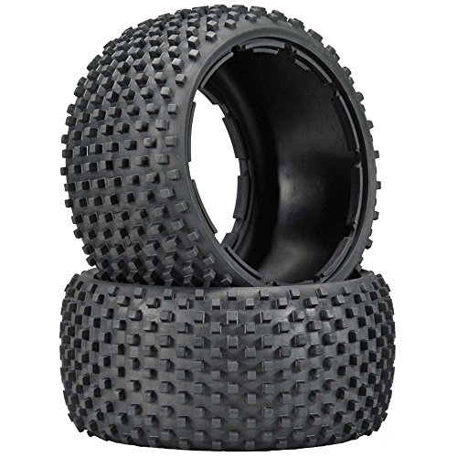- HPI Racing 4834 Dirt Buster Block Tire S Compound, 170 x 80mm, 2-Piece