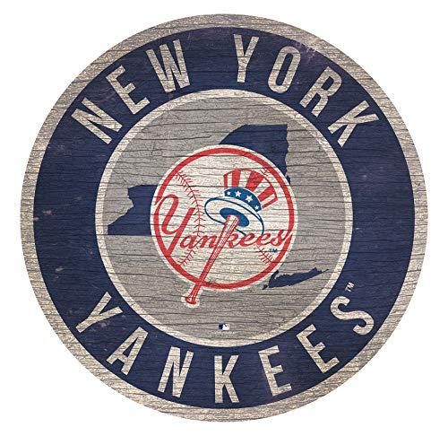 Fan Creations MLB New York Yankees 12