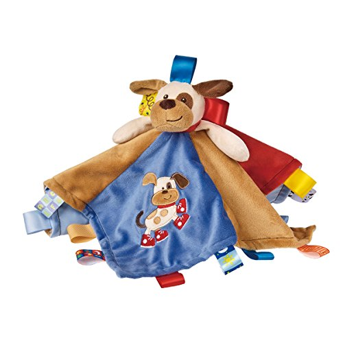 Mary Meyer Taggies Buddy Dog Character Blanket by Mary Meyer