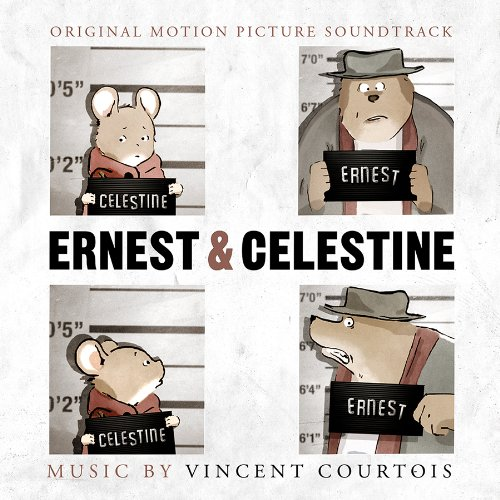 Ernest & Celestine (2012) Movie Soundtrack