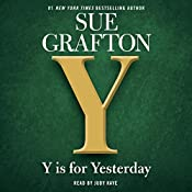 Y Is for Yesterday | Sue Grafton