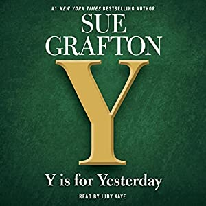 Y Is for Yesterday Audiobook