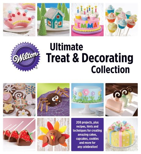 Wilton Ultimate Treat & Decorating Collection (Decorating Wilton Ultimate Cake)