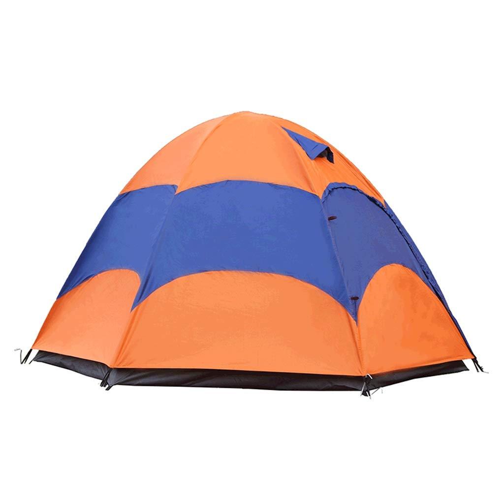 LCSHAN キャンプ3-4人のテント防風および防雨の登山装置   B07Q134G3F