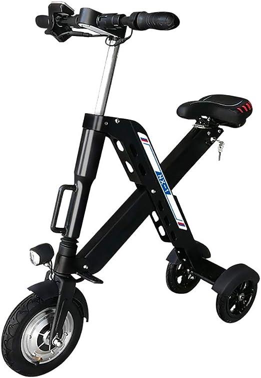 ANYWN Plegable portátil de Bicicletas eléctricas, Scooter ...