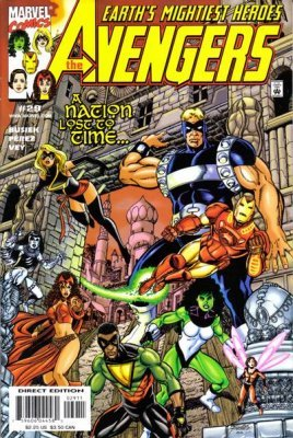 "The Avengers #29 ""Kulan Gath Appearance"" ebook"