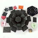 Creative Surprise Explosion Box DIY Photo Album