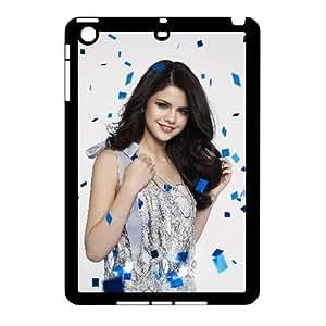 J-LV-F Design Case Selena Gomez Customized Hard Plastic Case for iPad Mini