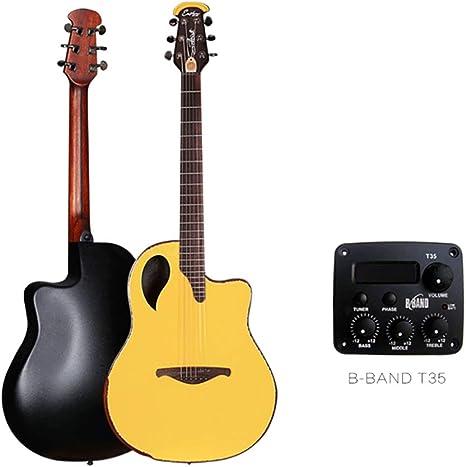 Agujero De Sonido Guitarra De Agujero De UVA Nueva Caja Eléctrica ...