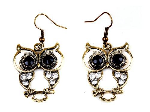 Owl Earrings - 1