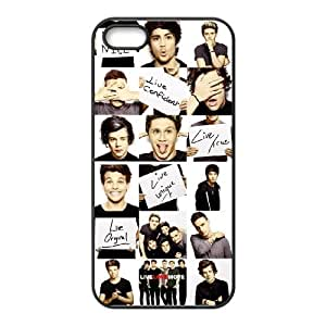 One Direction Little Things Case For Apple Iphone 5 5S Cases GHLR-T430664