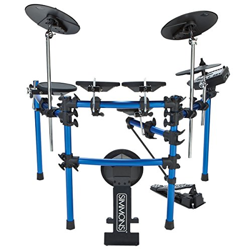 Simmons SD1000 5-Piece Electronic Drum (5 Piece Electronic Drum)