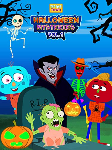 Halloween Mysteries Vol. 1