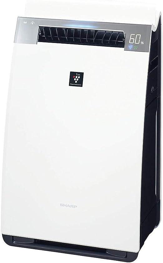 Sharp KI-HX75-W - Purificador de aire (450 m³/h, 56 m², 52 dB, 56 ...
