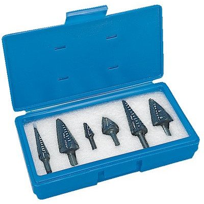 Vari-Bit® Kits - kit vbka 6 vari-bit stepdrill 6pc vb1 vb2 vb6