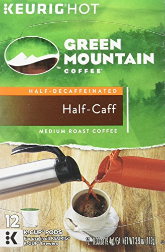 Green Mountain Coffee Half Caff, Vue Cup Portion Pack for Keurig Vue Brewing Systems (96 Count) by Green Mountain Coffee (Image #5)