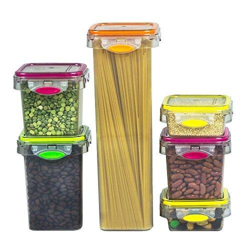 glass dough bucket - 7