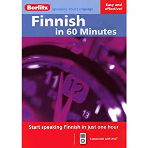 Finnish...In 60 Minutes Audiobook