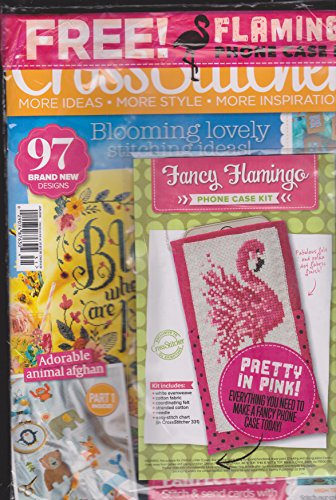 Cross Stitcher Magazine June 2018
