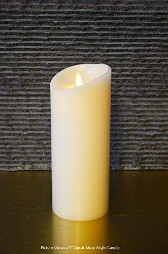 Pillar Candle Classic (Muse Alight 9
