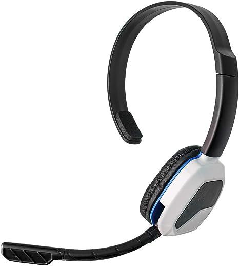 PDP - Mono Auricular Chat Afterglow LVL 1, Color Blanco (PlayStation 4): Amazon.es: Videojuegos