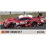ピーフォー Bugzees64 1/64 ZENT CERUMO RC F No.1 SUPER GT 2014