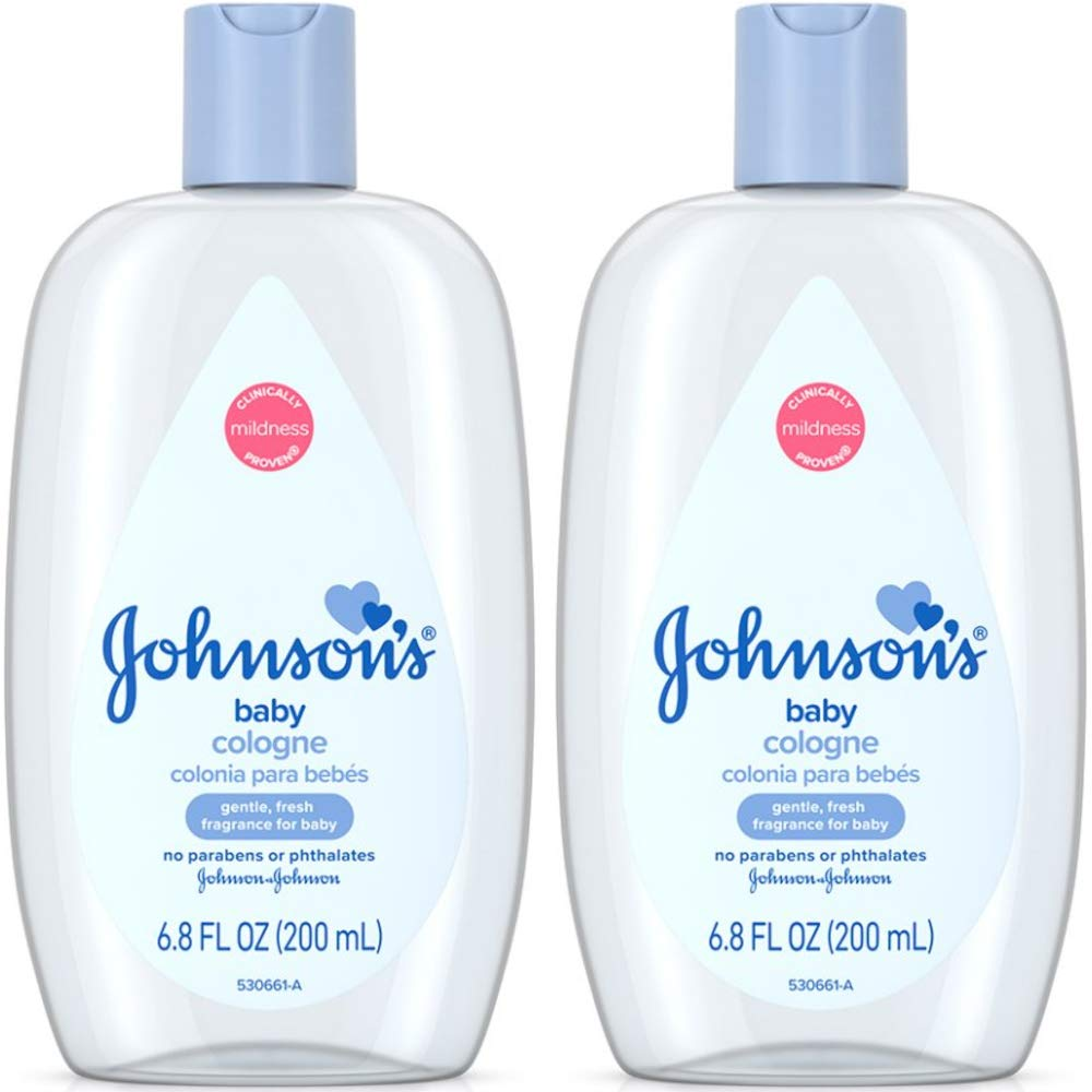 Johnsons Baby Cologne 6.6oz (2 Pack)