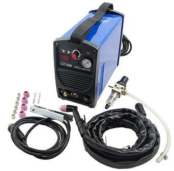 CUT-50M NTF aire comprimido Plasma cortador de inversor 10-50A hasta ...