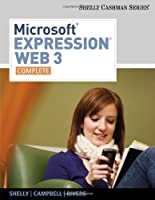 Microsoft Expression Web 3: Complete Front Cover