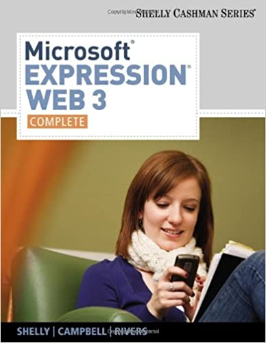 Download microsoft expression web 3: illustrated complete.