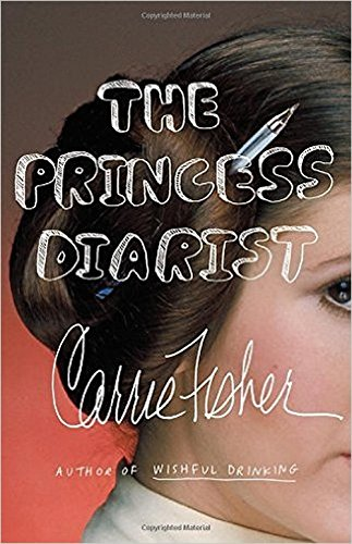 The Princess Diarist (A Postcard Memoir)