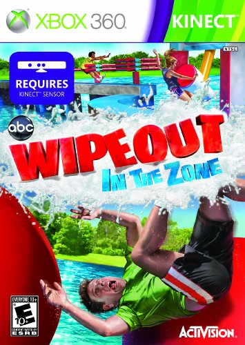 Wipeout In the Zone - Xbox 360 (Best Xbox 360 Workout Games)