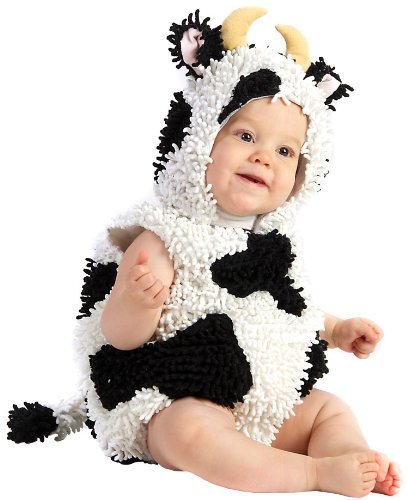 Kelly the Cow Baby Infant Costume - Baby 6-12