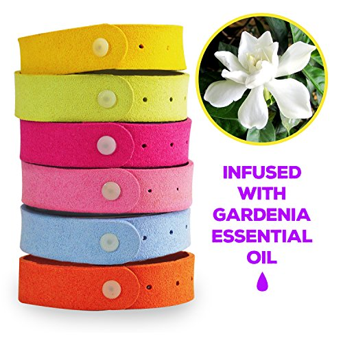 Anti Mosquito Wristband Repellent Deterrent Citronella product image