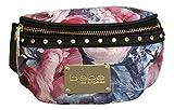 BEBE Ryan Floral w/ Rhinestones Fanny Pack Belt Bag