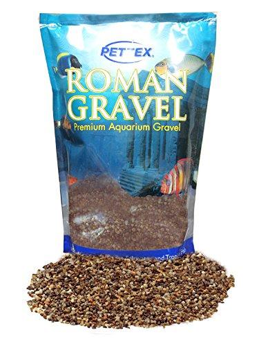 Pettex Roman Gravel Aquarium Gravel (2kg) (Lakeland) (Gravel Roman)
