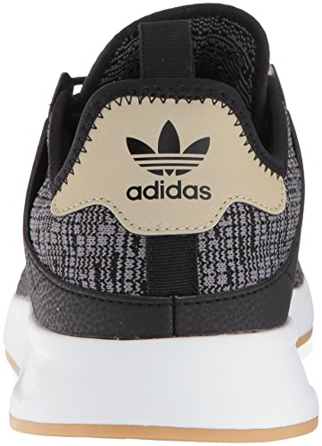 Gum adidas X PLR Indoor Black Core Uomo Black Core Scarpe Multisport avaw1r