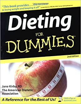 Book By Jane Kirby RD Dieting For Dummies (2nd Edition)