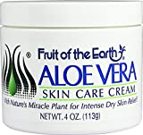 Best Fruit of The Earth cream - Fruit of the Earth Aloe Vera Skin Care Review