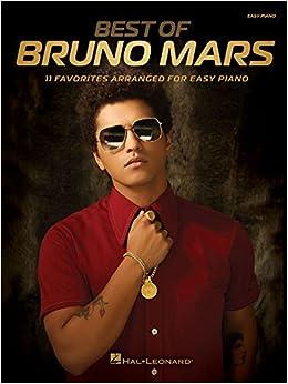 Book Best of Bruno Mars