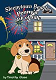 Sleepytown Beagles Penny's 4th of July, Timothy Glass, 1888461101