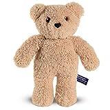 Vermont Teddy Bear - Teddy Bear for Kids, Plush Animal, 14 inches, Caramel Brown
